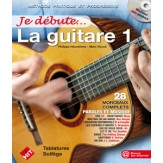 Je débute la guitare + CD Playback (nouvelle version)