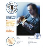 Voyage en guitare J-J Goldman + CD