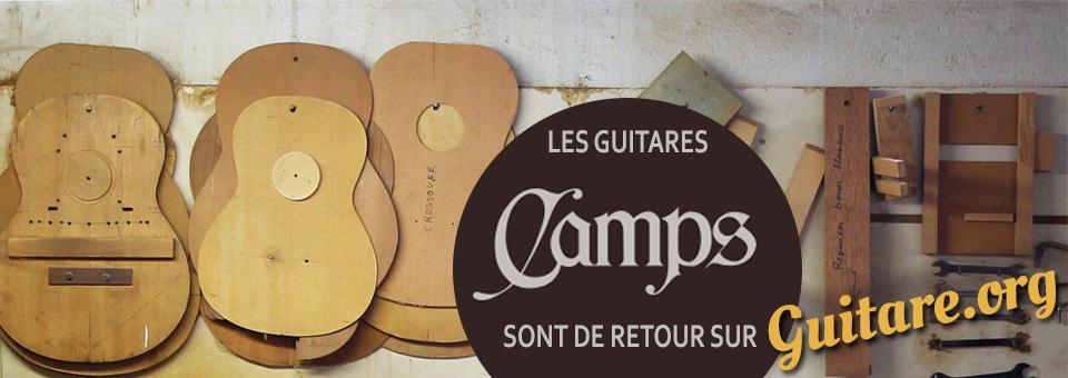 Guitare Camps